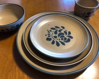 Four Place Settings