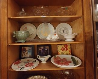 Platters and Serving Plates