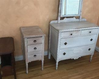 bedroom furniture. dressers. nightstands