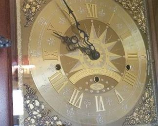 Very nice Ridgeway Anniversary 2000  grandfather clock