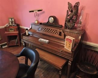Kimball piano Model 4242 with bench