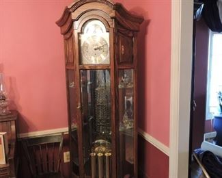 Howard Miller Grandfather/Case Clock Model 610-440