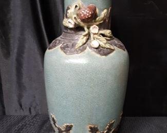 Beautiful vintage antique Chinese vase