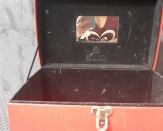 Rare vintage Princess Marcella Borghese cosmetic box