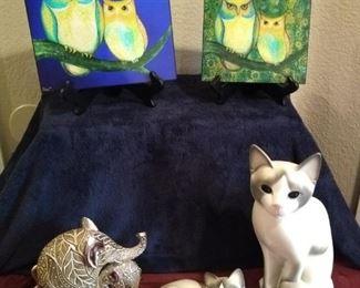 Animal decor