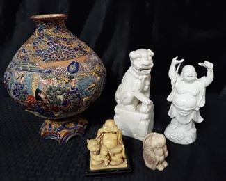 Buddhas Other Asian Decor