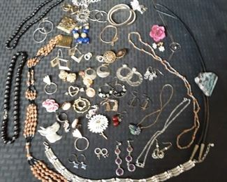 Fun costume jewelry