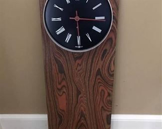 Vintage Howard Miller Wall Clock