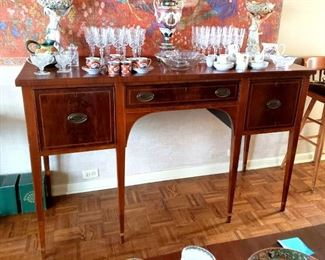 #3 - Antique Federal Style Sideboard