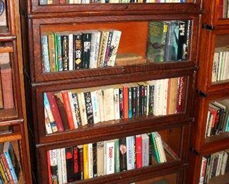 #30 - Antique Globe-Wernicke Barrister Bookcase #1