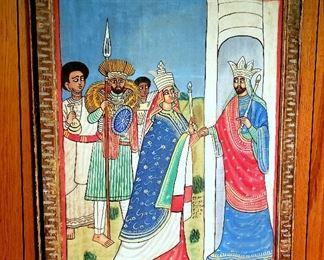 #32 - Ethiopian Painting