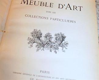 #35 - Le Meuble d'Art dans les Collections Particulières