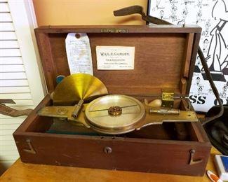 #39 - W. & L.E. Gurley Surveyor's Vernier Compass
