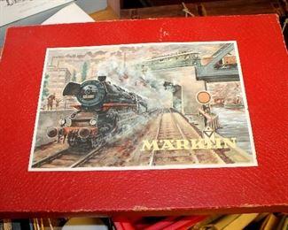 #40 - Märklin German Train Set