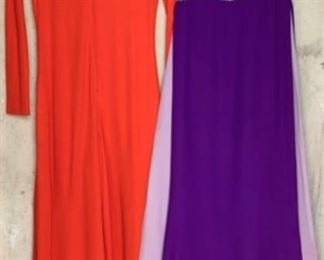 Maxi dresses galore