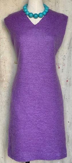 1960s Mohair Dress