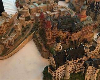 More danbury mint castles