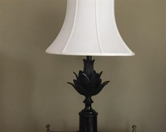 Decorative lamp.
