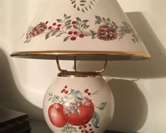 198 Lenox Candle Lampmin