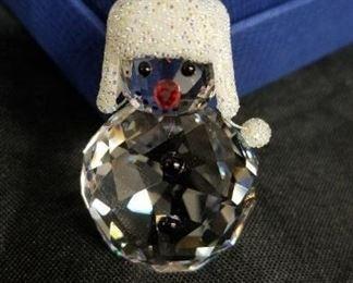 Swarovski Crystal Figurine