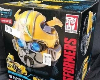 New Transformers BumbleBee