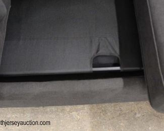 NEW Grey Upholstered Contemporary Sleeper Sofa  Auction Estimate $400-$800 – Located Inside