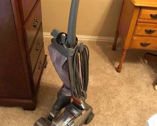 Kirby vacuum cleaner and attachments  $75.00