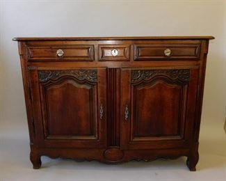 18th c. French sideboard