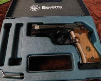 Beretta Model 85 Bb Cheetah .380 ACP Caliber in Box(Permit or Concealed/Carry Required for Purchase)