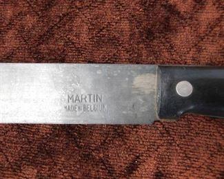 Belgian Made Martin Machete