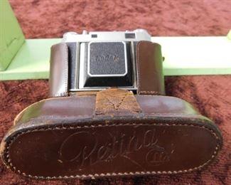 Vintage Kodak Retina IIa 35mm Camera