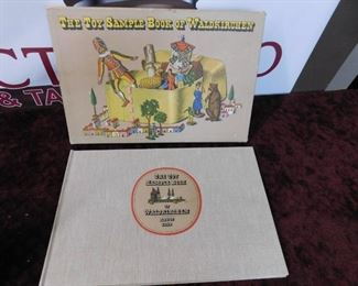 """Vintage Limited Edition """"The Toy Sample Book of Waldkirchen"""""""