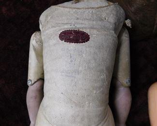 Early Doll Body