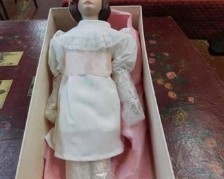 Piedmont Doll Club Doll