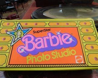 1977 Barbie Photo Studio