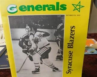 Greensboro Generals Hockey Program