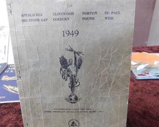 1949 Telephone Directory(Appalachia, Pound, Norton, Big Stone Gap) Virginia