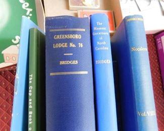 Masonic Books(Greensboro)