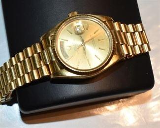 Rolex 18K Presidential Watch
