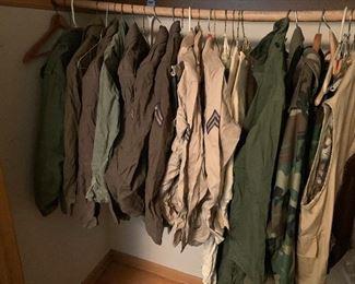WW2 Service uniform