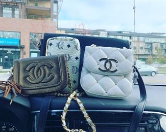 Chanel Crossbodys