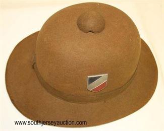 Lot 30: Afrika Korps pith helmet Army