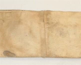 Lot 44: Hilfspolizei style police assistance arm band