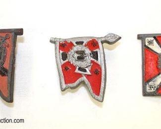 Lot 54: Patriotic Pins of Standarts (lot of 3)