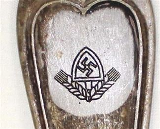 Lot 69: Assortment of Forks: SS Army Submarine SS RAD Luftwaffe (lot of 5)
