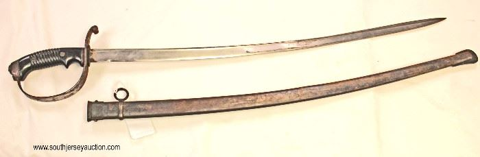 Lot 73: Calvary Sabel by Carl Eickhorn Solingen with scabbard
