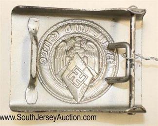 Lot 141: Hitler Youth Belt Buckle