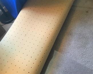 Bed/mat (great for camping)