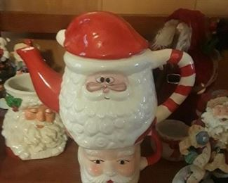 Travel with Santa