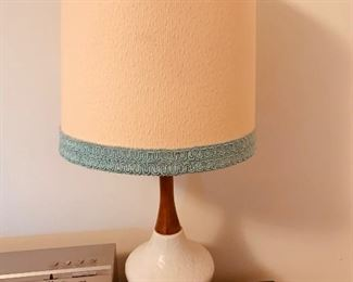 MCM Table Lamp 1 of 2
